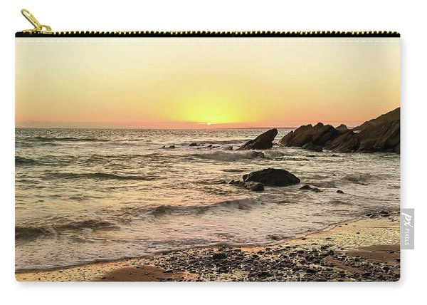 Dollar Cove Beach  Carry-all Pouch