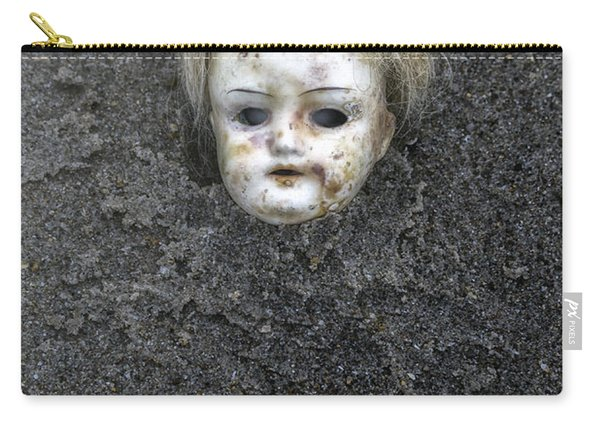 Doll's Head Carry-all Pouch