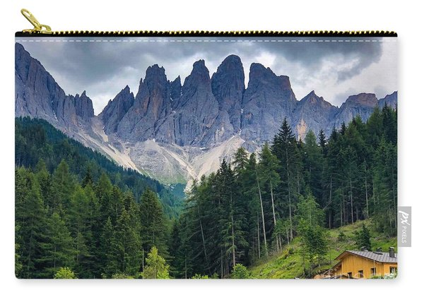 Dolomite Drama Carry-all Pouch
