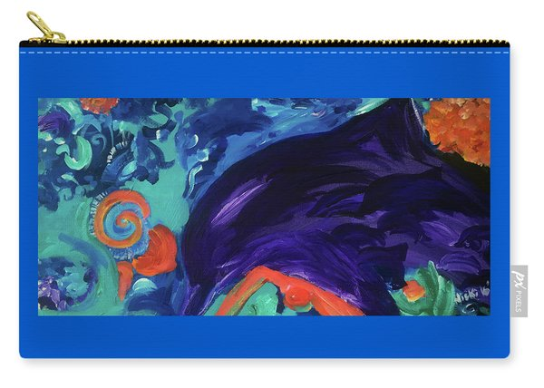 Dolphin Dreams Carry-all Pouch