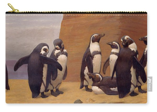Dominicans In Feathers Carry-all Pouch