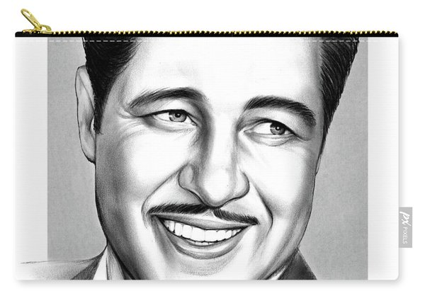 Don Ameche Carry-all Pouch