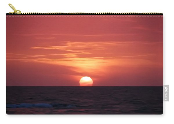 Don't Let The Sun Go Down On Me Carry-all Pouch