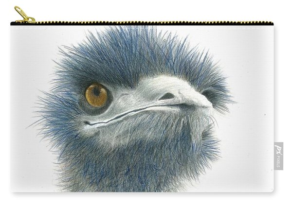 Dont Mess With Emu Carry-all Pouch