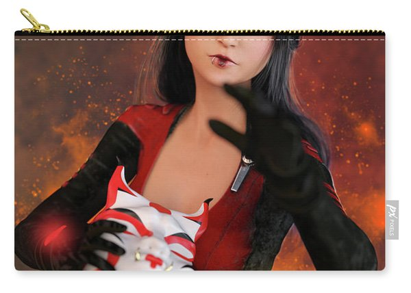 Don't Play With Fire Carry-all Pouch