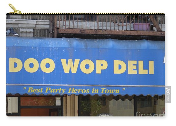 Doo Wop Deli Carry-all Pouch