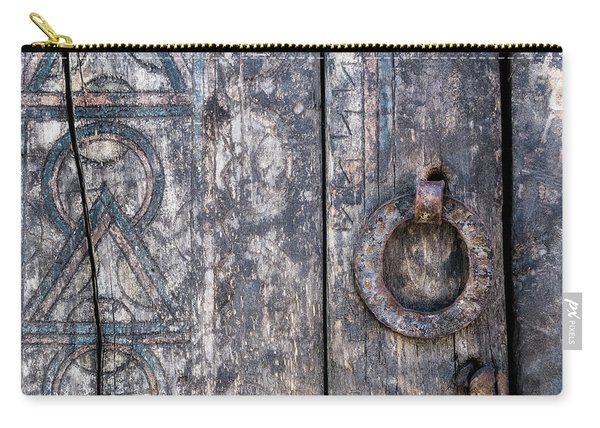 Door Detail Santa Fe Carry-all Pouch
