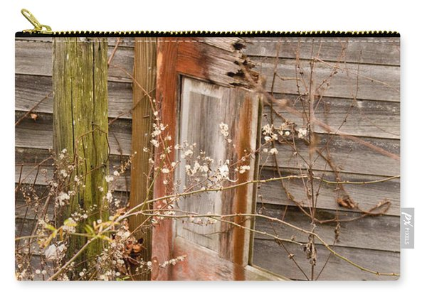 Door Of The Passed Carry-all Pouch