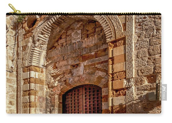 Doorway In Akko Carry-all Pouch