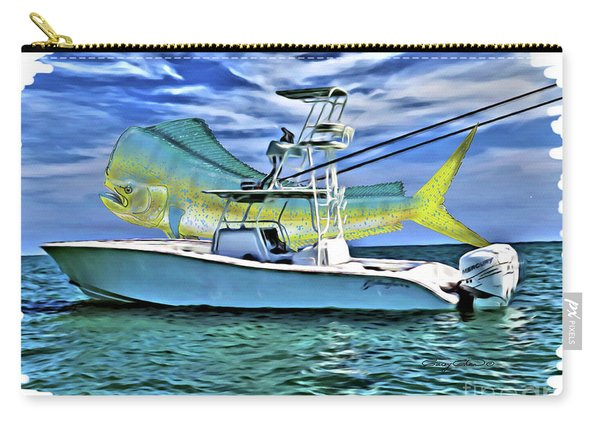 Dorado Yellowfin Carry-all Pouch