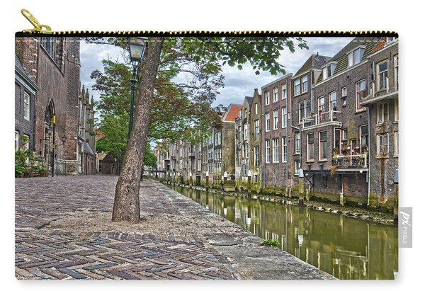 Dordrecht Behind The Church Carry-all Pouch