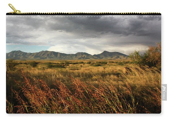 Dos Cabezas Grasslands Carry-all Pouch