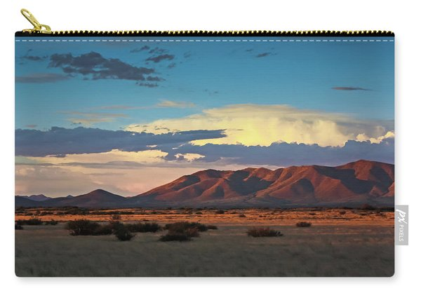 Dos Cabezos Sunset Serenity Carry-all Pouch