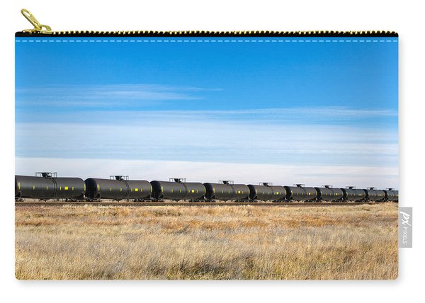 Dot-111 Tank Cars Carry-all Pouch