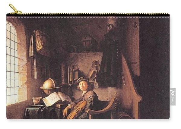 dou10 Gerrit Dou Carry-all Pouch