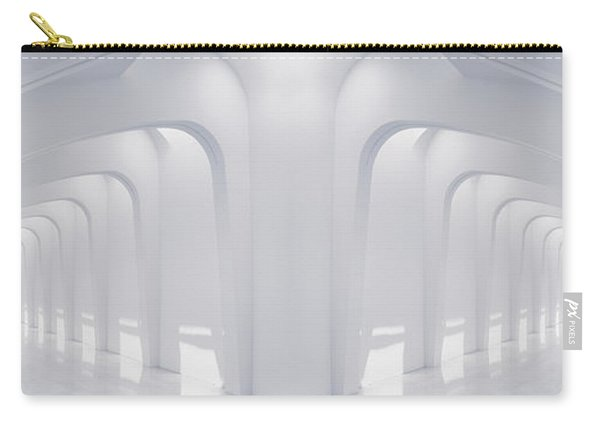 Doubled Arches Carry-all Pouch