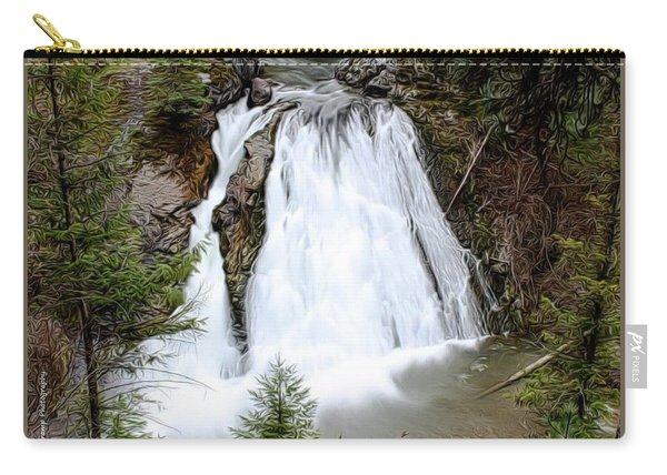 Douglas Falls  Carry-all Pouch