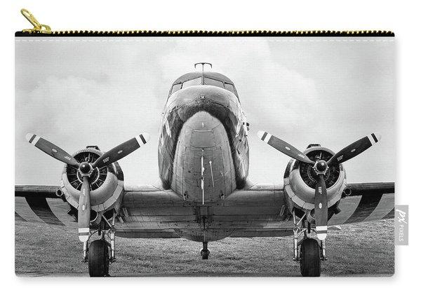 Douglass C-47 Skytrain - Gooney Bird Carry-all Pouch