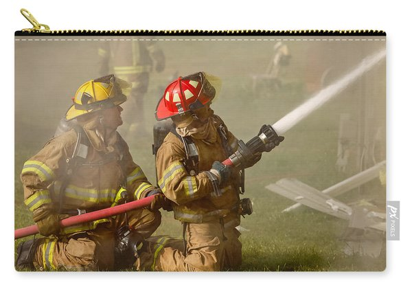 Dousing The Flames Carry-all Pouch