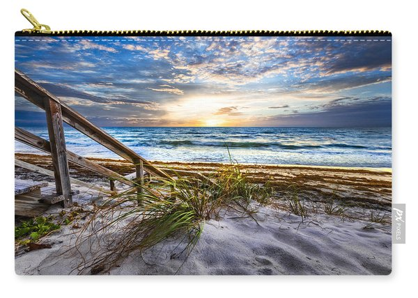 Down To The Shore Carry-all Pouch