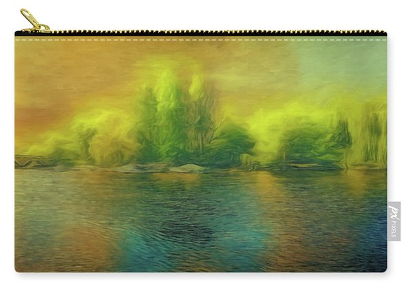 Downriver Glow Carry-all Pouch