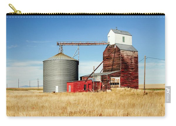 Downtown Benchland Carry-all Pouch