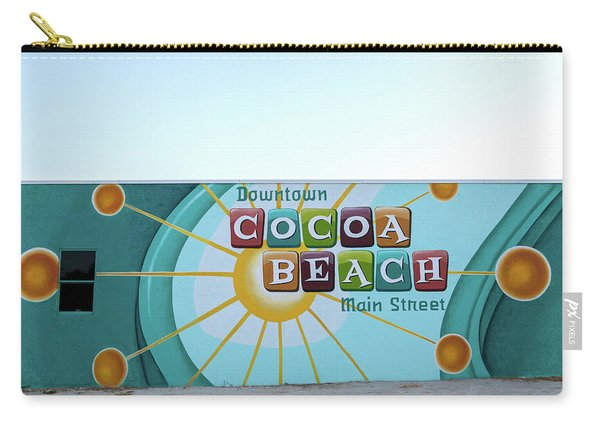 Downtown Cocoa Beach Carry-all Pouch