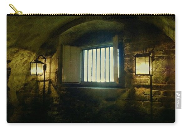 Downtown Dungeon Carry-all Pouch