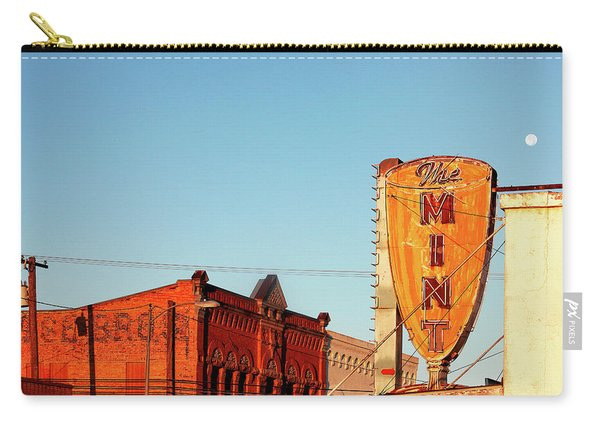 Downtown White Sulphur Springs Carry-all Pouch