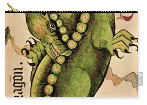 Dragon Dragon Carry-all Pouch