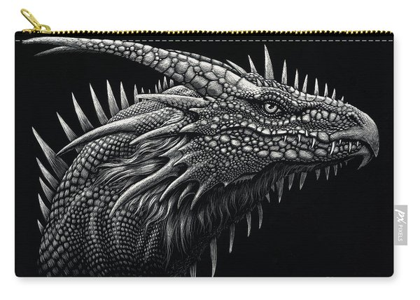 Dragon Lizard Carry-all Pouch