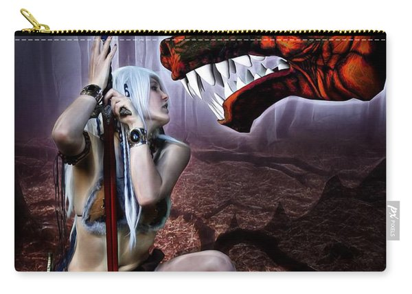 Dragon Whisperer Carry-all Pouch