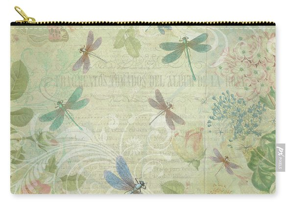 Dragonfly Dream Carry-all Pouch
