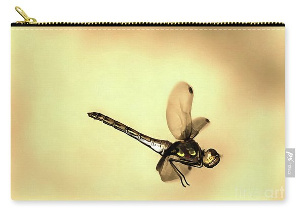 Dragonfly Flying Carry-all Pouch
