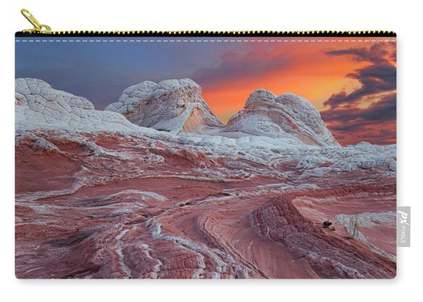 Dragons Tail Sunrise Carry-all Pouch