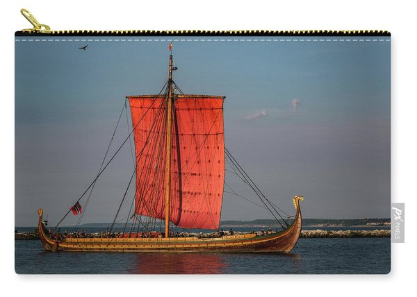 Draken Harald Harfagre Carry-all Pouch