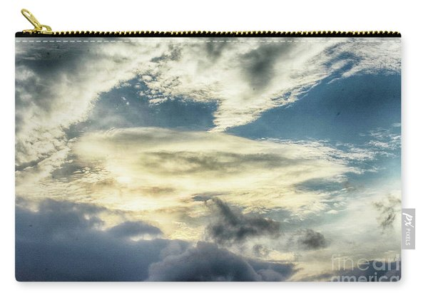Drama Clouds Carry-all Pouch