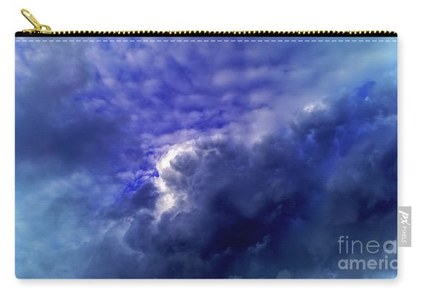 Dramatic Cumulus Sky Carry-all Pouch