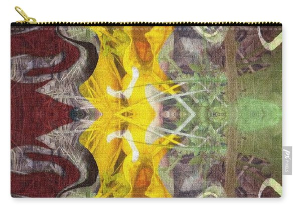Dramatic License Carry-all Pouch