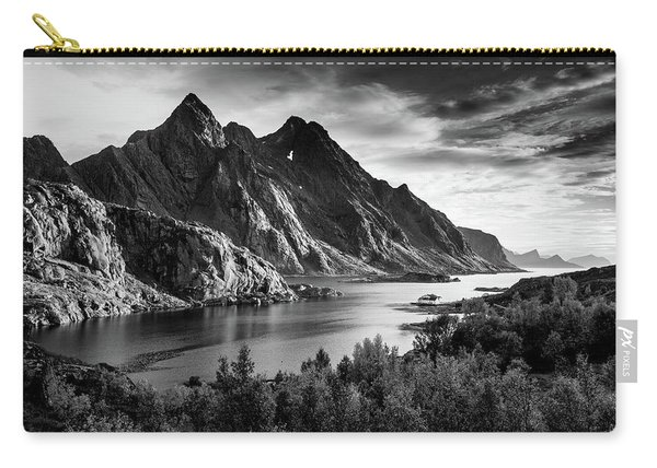 Dramatic Lofoten Carry-all Pouch