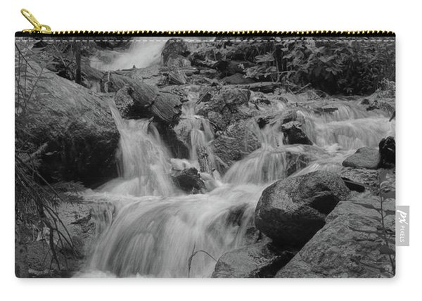 Dream Cascades 2 Bw Carry-all Pouch