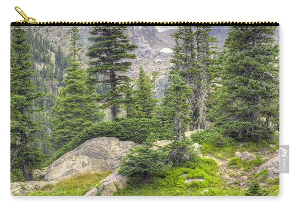 Dream Lake Carry-all Pouch