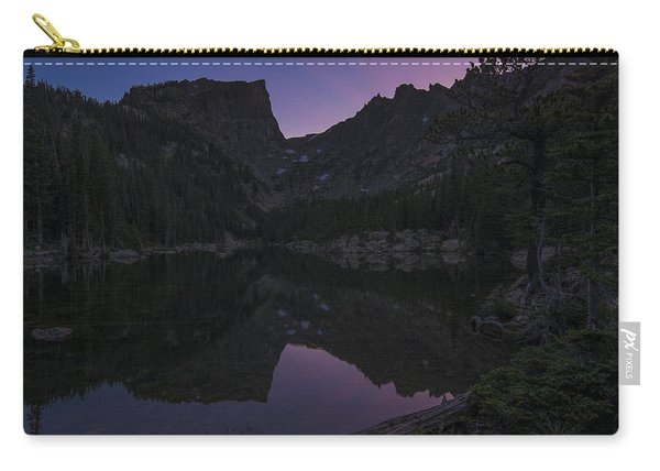 Dream Lake Reflections Carry-all Pouch