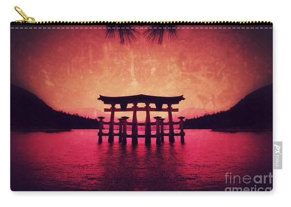 Dream Of Japan Carry-all Pouch