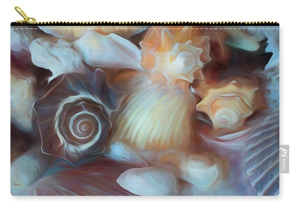 Dream Of Seashells Carry-all Pouch