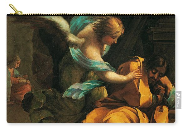 Dream Of St. Joseph Carry-all Pouch