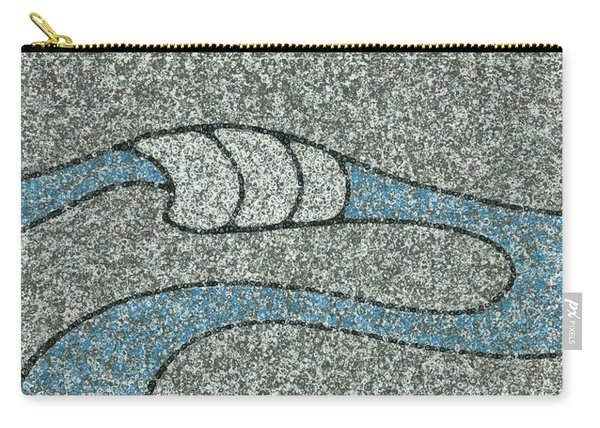 Dream Wave Carry-all Pouch