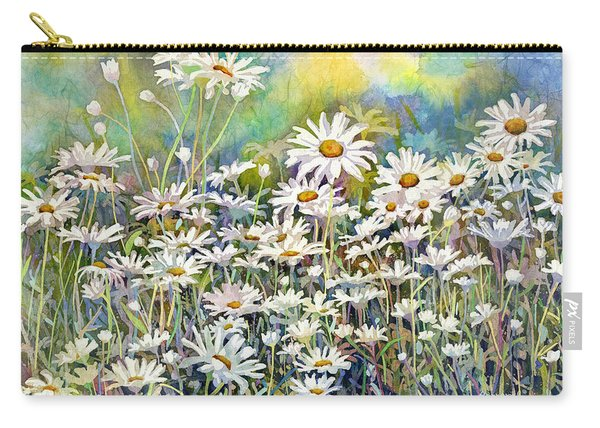 Dreaming Daisies Carry-all Pouch