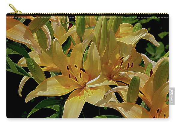 Dreaming Of Lilies Carry-all Pouch