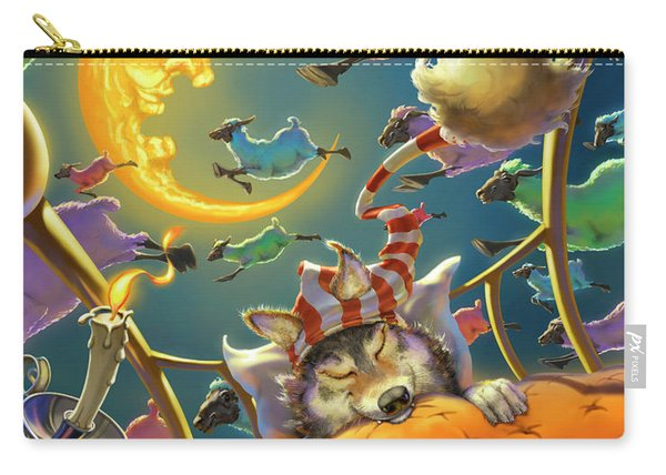 Dreamland Iv Carry-all Pouch